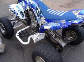 Yamaha raptor yfm 700r
