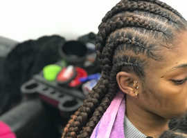 Affordable  hair braider in south east London