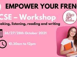 GCSE Workshop