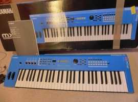 Yamaha MX61 v2 Piano synth music workstation controller