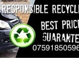 Wanted £££ Car Van 4x4 £££ Scrap vehicle uplift service dispose recycle a scrapcar  all areas