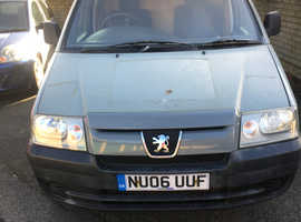 Peugeot Any, 2006 Grey Other,  1234miles