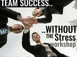 TEAM SUCCESS: Without the Stress – Workshop – Rethinking Stress Management with Positive Forward Action Coaching