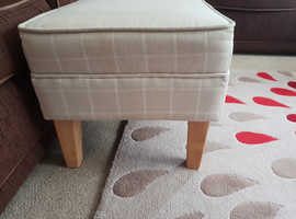 Dunelm 'Edinburgh'  Foot Stool