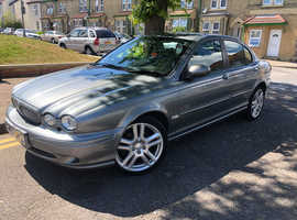 Jaguar X-TYPE 2.2 diesel 6 speedmanual