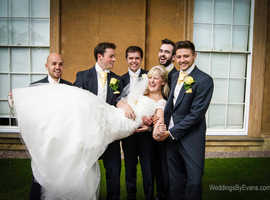 Relaxed Professional Wedding Photography and Videography.