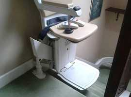 Unwanted stairlifts removed old stairlift Removal