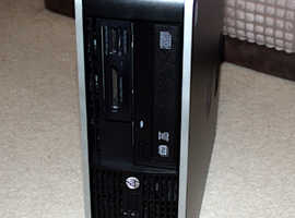 HP Compaq i3-3220 Desktop PC Computer with SSD