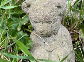 Garden ornament bears