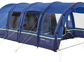 Family Tent Berghaus Air 4XL Tunnel Design 4 Person Family Tent