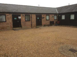 Modern self contained office to let