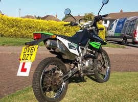 Kawasaki KLX 125 CAF