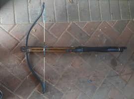 Barnett comando self cocking crossbow