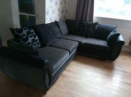 Sofa and spinning chair
