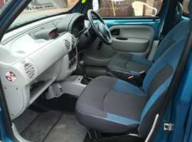 Renault Kangoo 1.6 16v auto Authentique MOBILITY WHEELCHAIR CONVERTED 2007