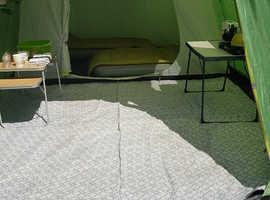 Freedom trail tent