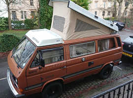 VW T25 Westfalia Camper with Subaru 3.0 conversion (NOW SOLD)