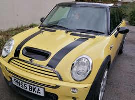 Mini MINI, 2005 (55) Yellow Hatchback, Manual Petrol, 81,010 miles