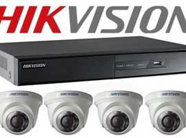 Cctv and alarm systems