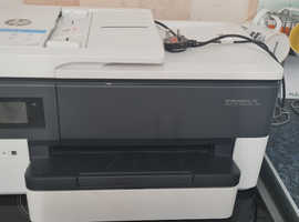 Printer hp with scanner and copier and fax