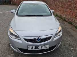 VAUXHALL ASTRA 1.7DTI 2010 (10) PLATE 12 MONTHS M.O.T