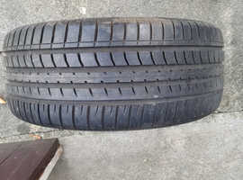 GOODYEAR EAGLE NCT5 TYRE 245/40R18 93 Y (Run on Flat) Brand New. Excellent Tyre!