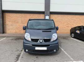 Renault Trafic Sport Campervan (new Conversion) Low Mileage