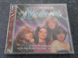 The Nolans The Best Of 17 Hits Rare Sealed CD Coleen Nolan Bernie Nolan Linda Nolan Girl Group Pop Dance