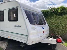 Bailey Ranger 470/4 Touring Caravan
