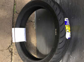 Brand new tyre 100/80.17 Motorcycle