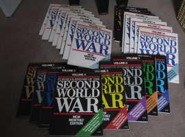 Purnells History of  Second World War