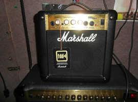 Marshal Mg 10 cd practice amp