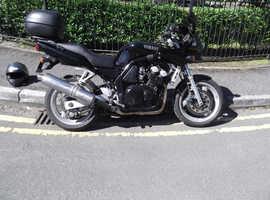 FAZER 600 IN BLACK - CLASSIC