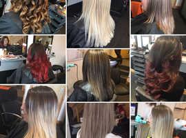 Freelance hairstylist
