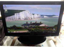 "Panasonic Viera TX-P37X10B 37"" Plasma Monitor / TV"