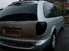Chrysler Grand Voyager, 2005 (55), Automatic Diesel, 142,756 miles