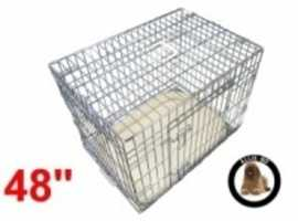 BRAND NEW DELUXE XXL DOG CRATE