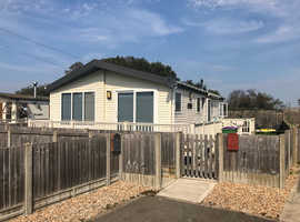 Private sale Willerby Lodge at residential caravan park in Lydd, Kent