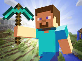 Minecraft coding Easter mini camp 7th and 8th of April