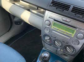 Mazda MAZDA 2, 2005 (54) Blue Hatchback, Manual Petrol 1.4l