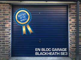 BLACKHEATH GARAGE - RARE CHANCE TO PURCHASE