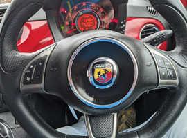 Abarth 500, 2013 (63) Red Hatchback, Manual Petrol, 69,999 miles