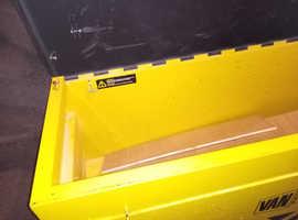 Lockable storage box £160 ono