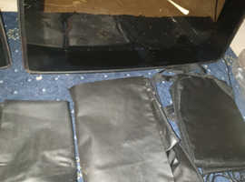 Nissan 100NX roof panels and covers.