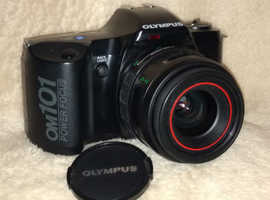 Olympus 101 power focus SLR camera