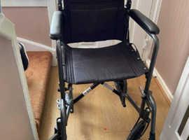Immaculate wheelchair