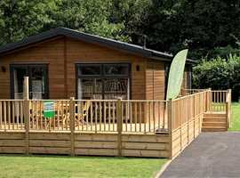 Homeseeker Dovecote Holiday Lodge for sale Brokerswood Holiday Park, Westbury, BA13 4EH