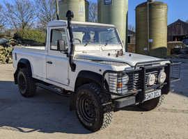 Land Rover Defender 110 TDi 1998 #122