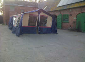 Trailer Tent Good as New
