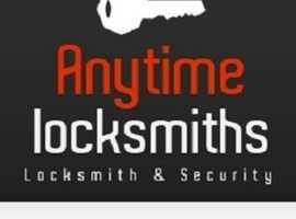 Anytime Locksmiths in Acton